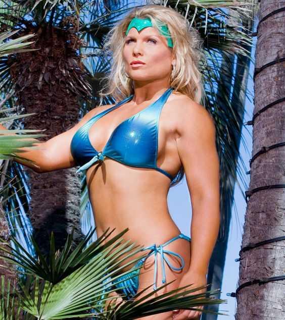 Beth Phoenix hot bikini pic