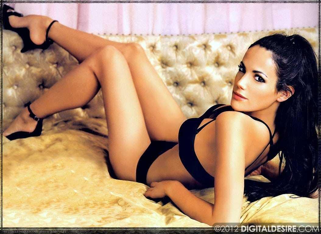 Bettina Zimmermann hot pic