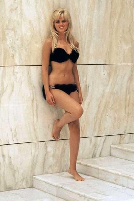 Britt Ekland lingerie
