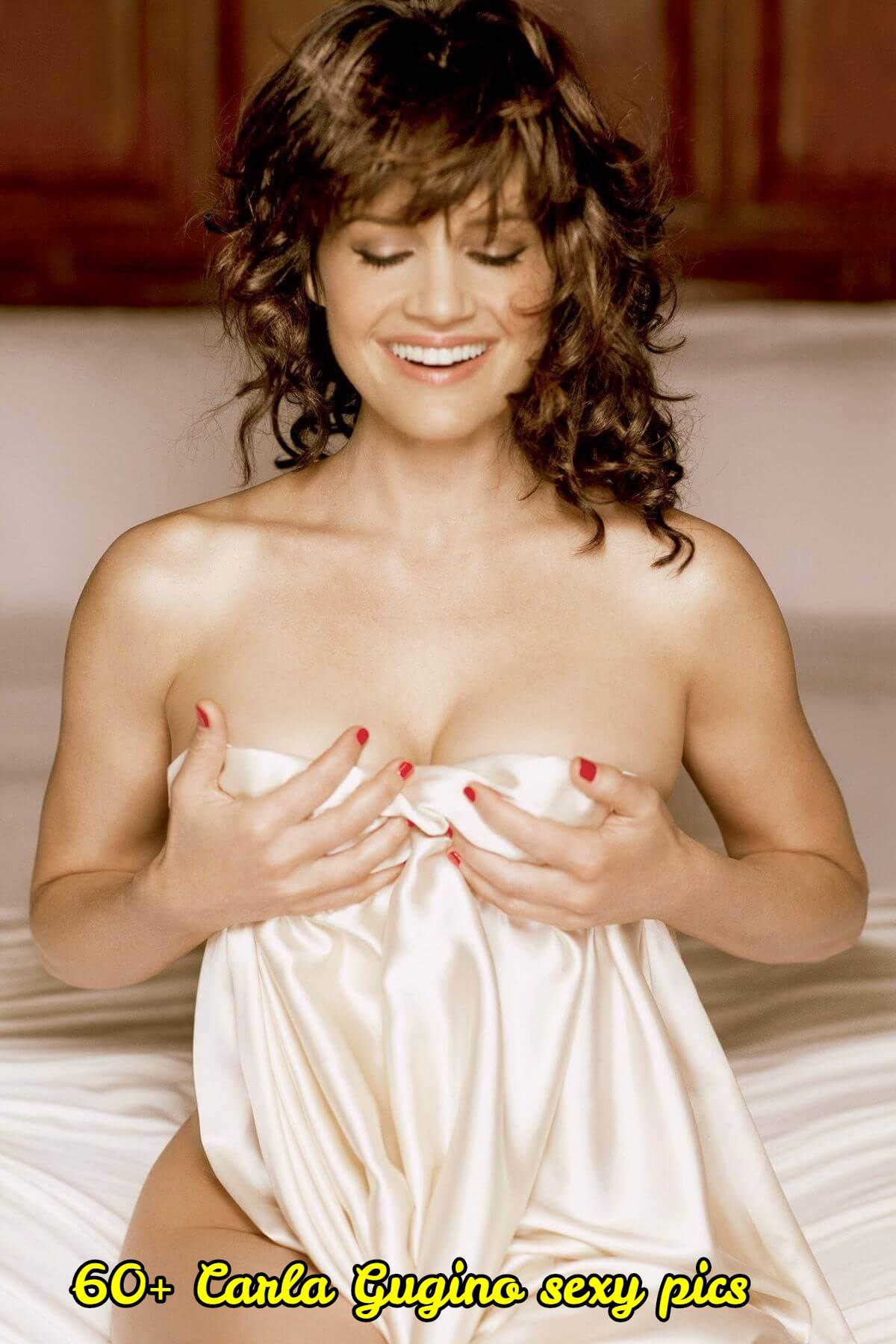 Carla Gugino sexy