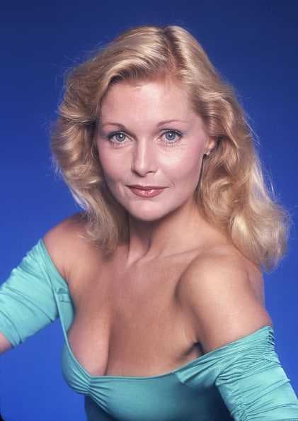 Carol Lynley boobs cleavage