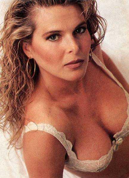 Catherine Oxenberg big boobs