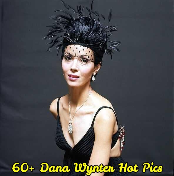Dana Wynter big boobs cleavage