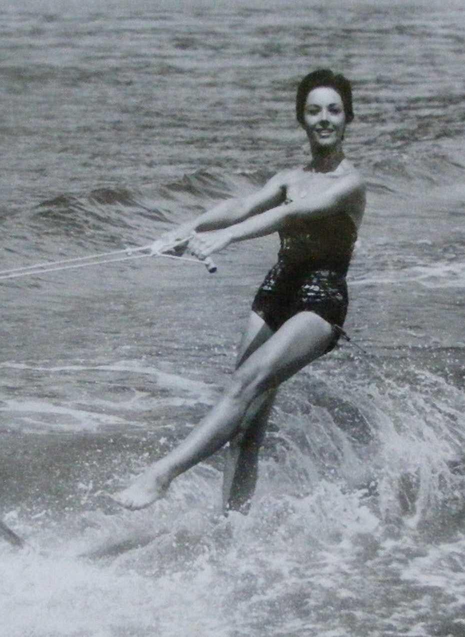 Dana Wynter swim suit