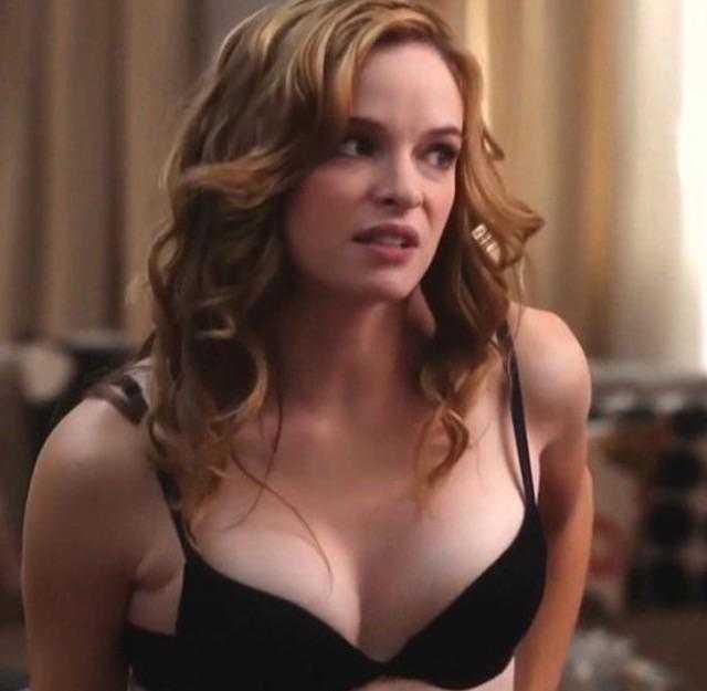 Danielle Panabaker boobs