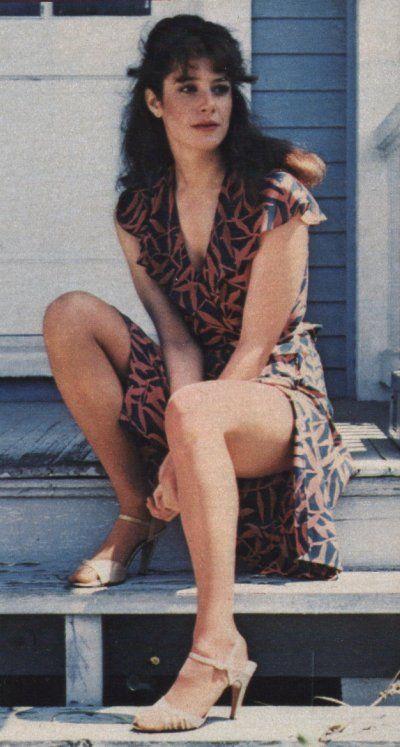 Debra Winger bare feet