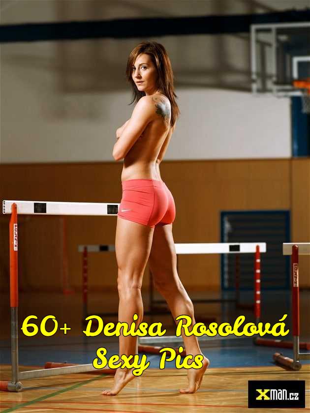 Denisa Rosolová big butt