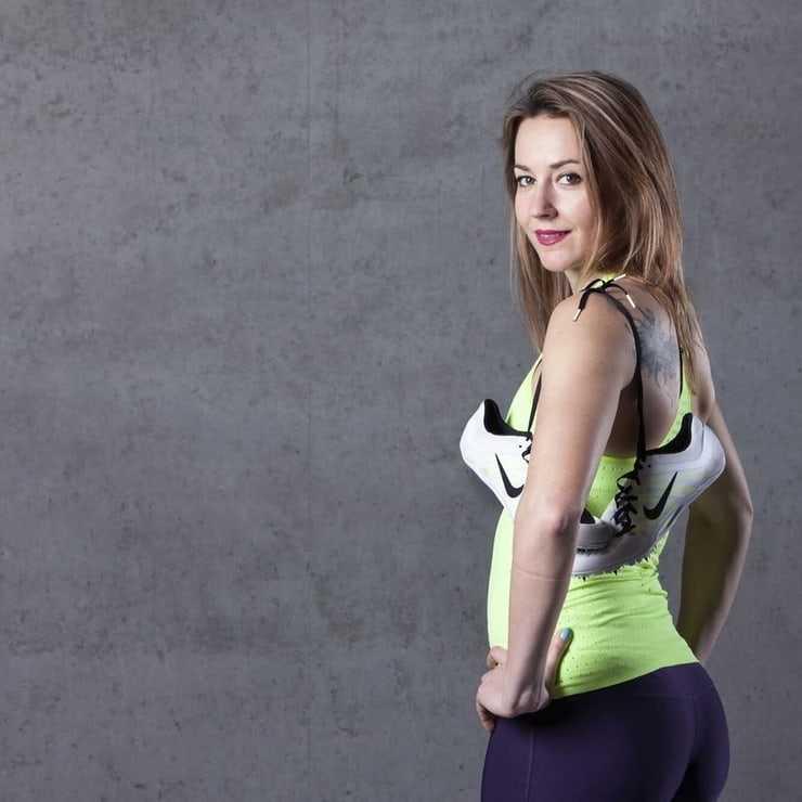Denisa Rosolová hot look (2)