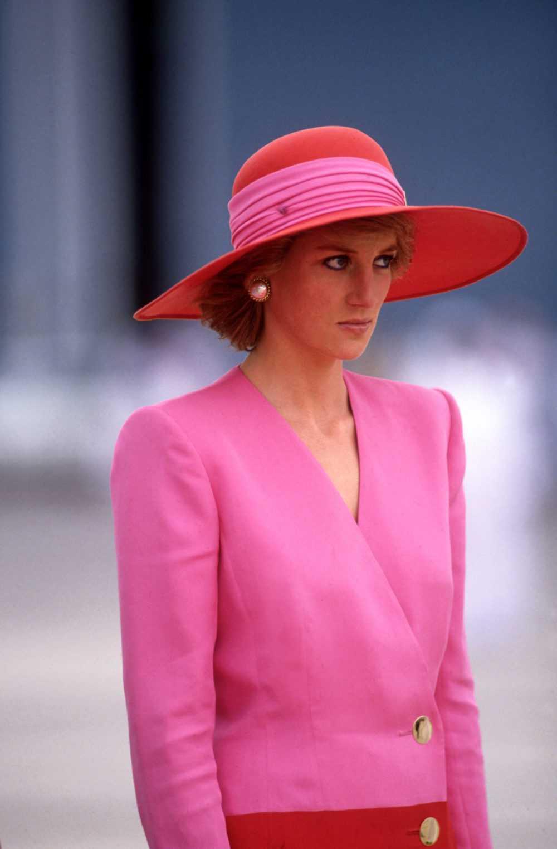 Diana, Princess of Wales dress