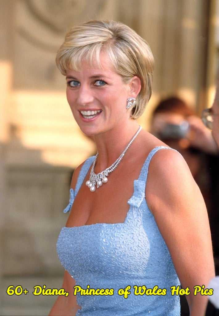 Diana, Princess of Wales side boobs (2)