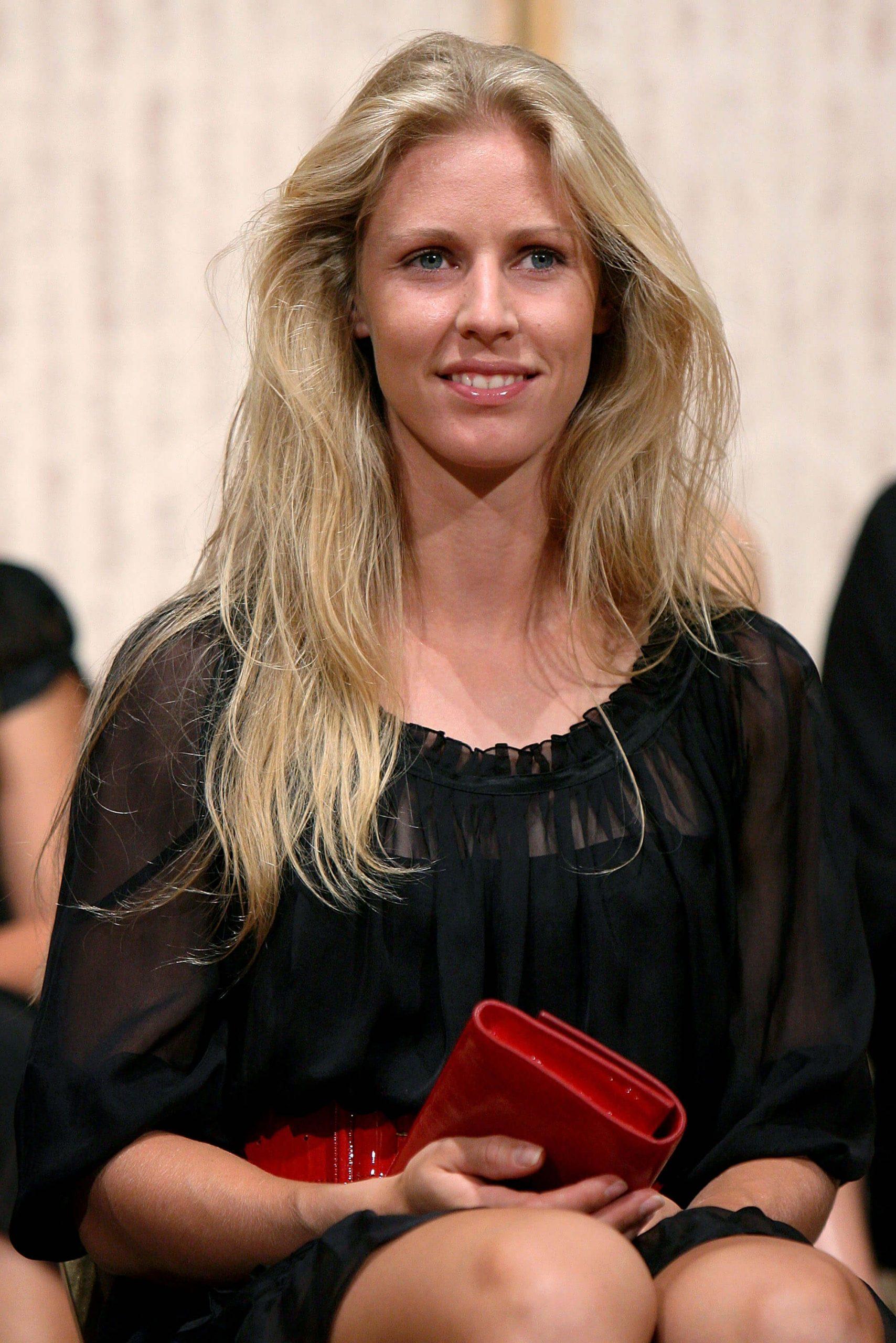 Elena Dementieva lovely smile