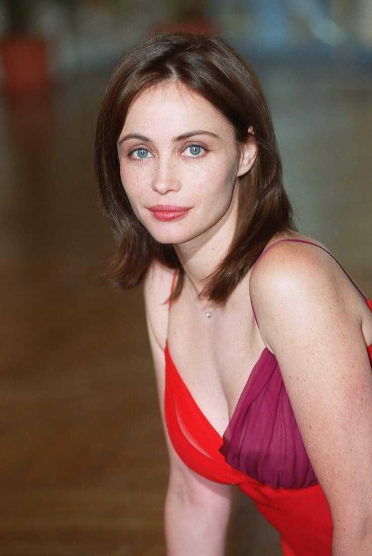 Emmanuelle Béart eyes