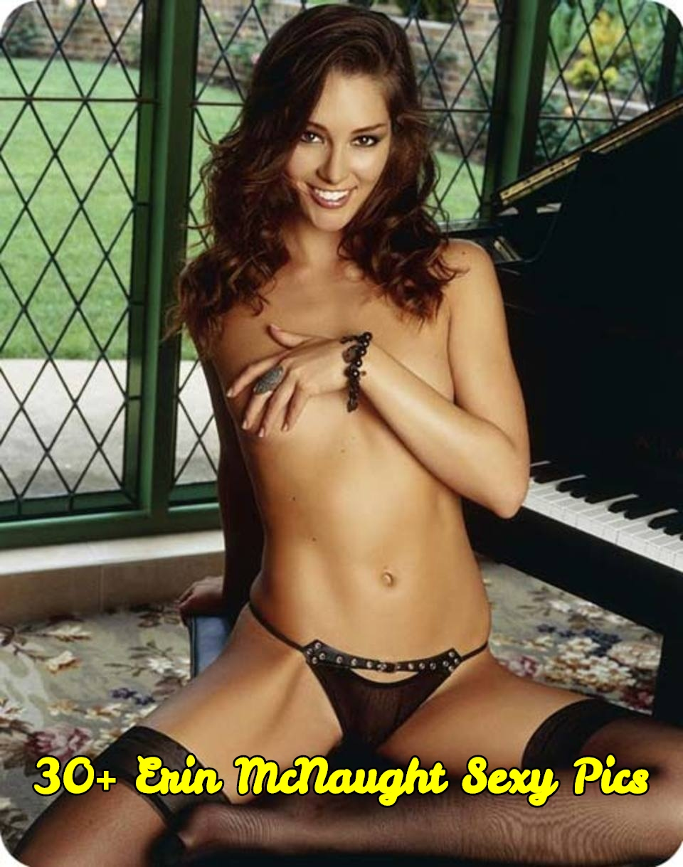 Erin McNaught topless