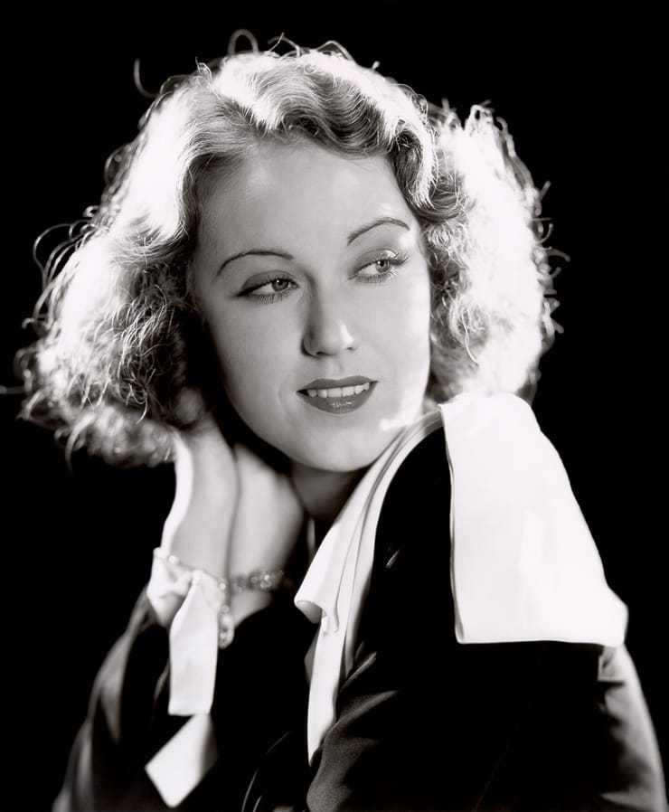 Fay Wray lovely