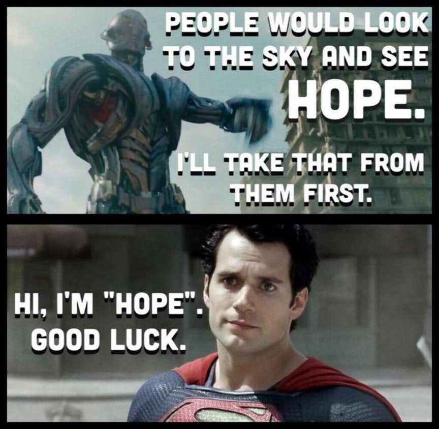 Funny Avengers Vs Justice league memes