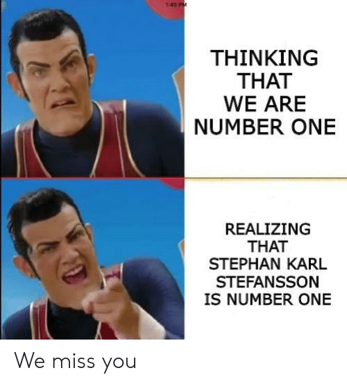 Funny We Are Number One memes