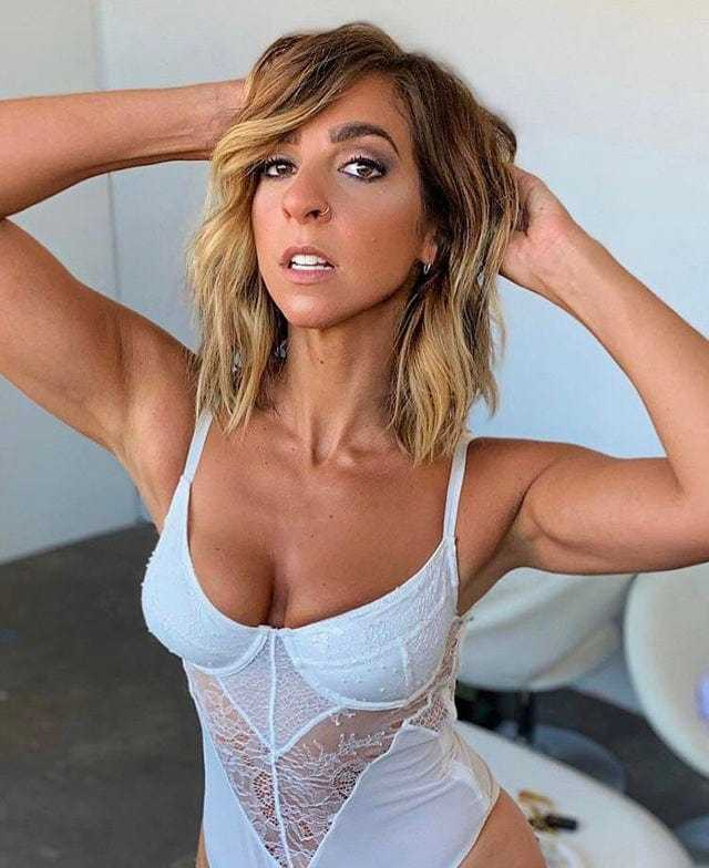 Gabbie Hanna sexy boobs
