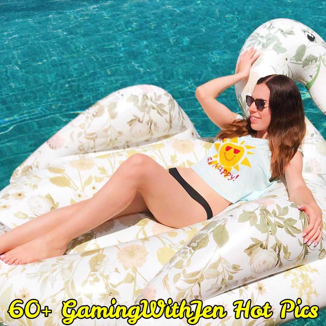 GamingWithJen hot pics