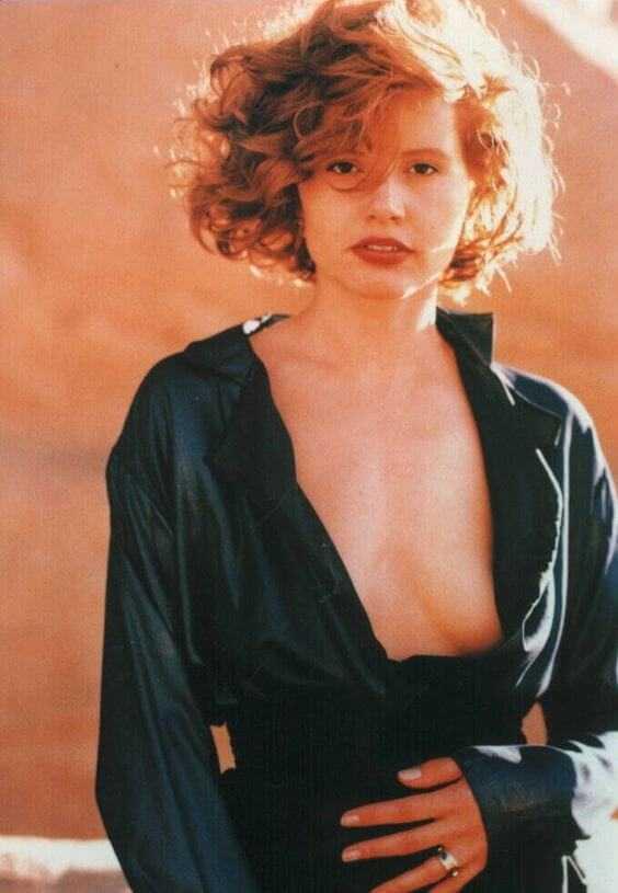 Geena Davis sexy