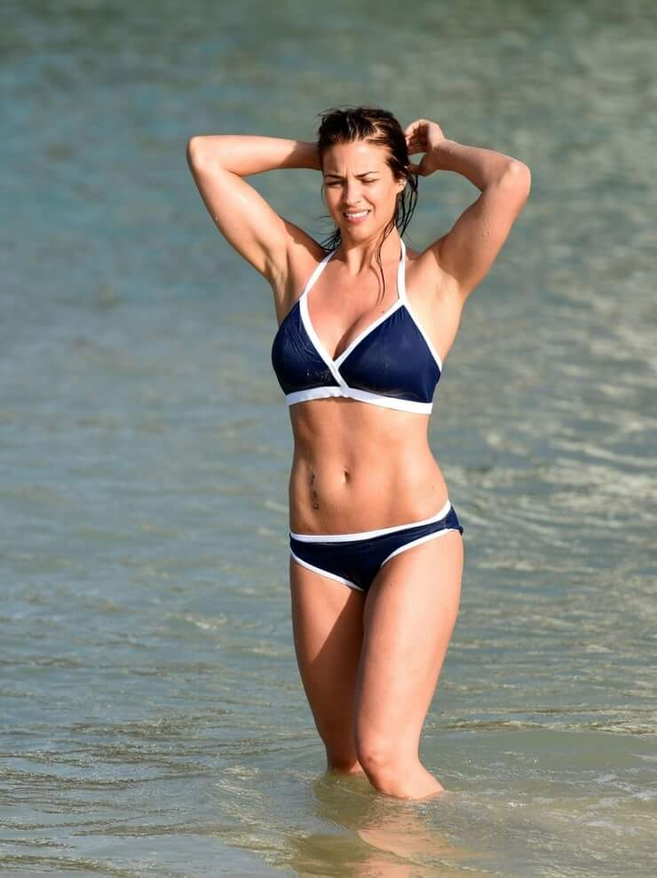 Gemma Atkinson sexy bikini pic