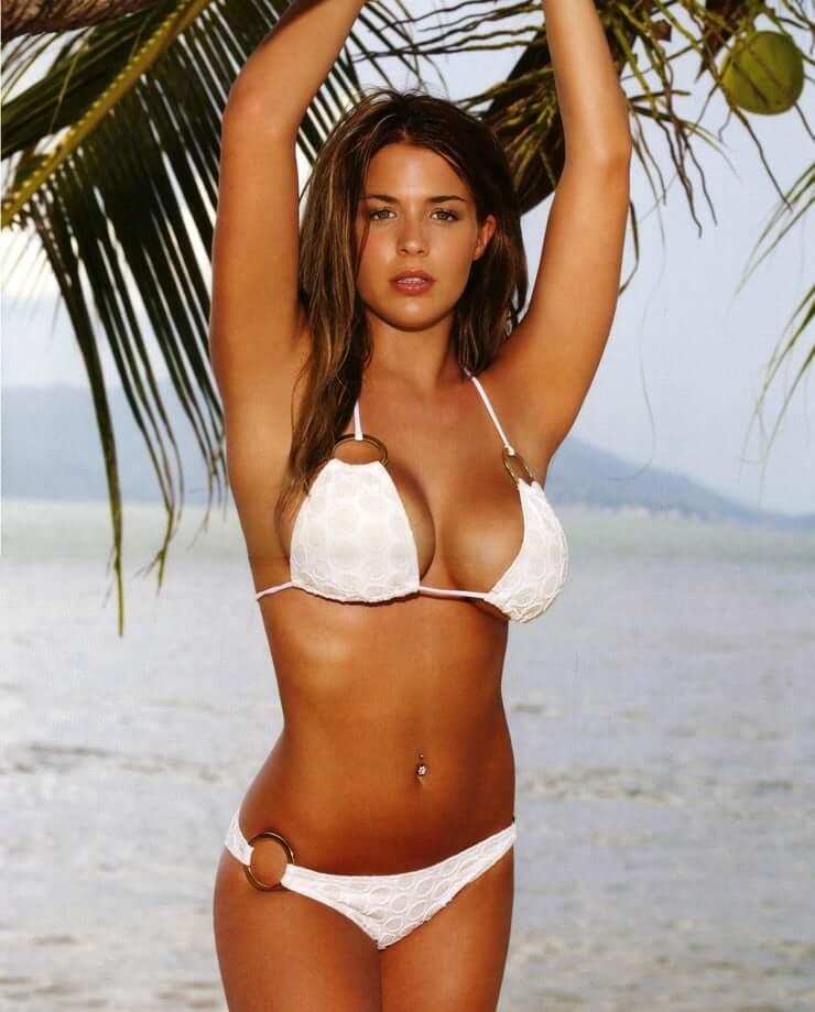 Gemma Atkinson sexy bikini
