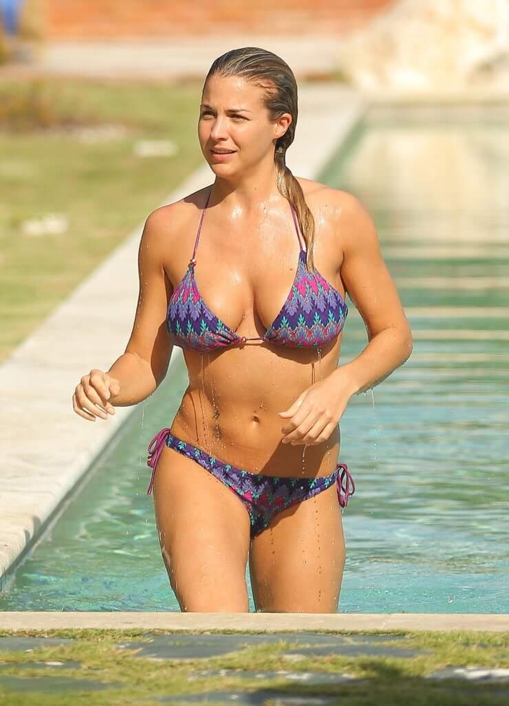Gemma Atkinson sexy bikni