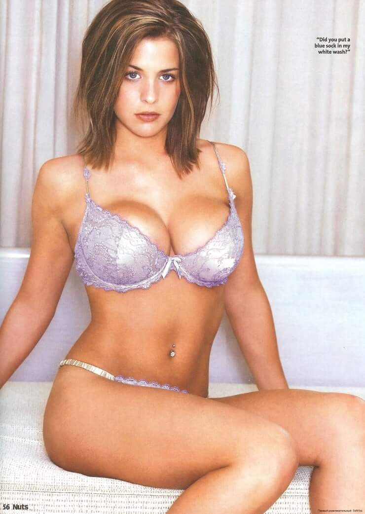 Gemma Atkinson sexy boobs pics