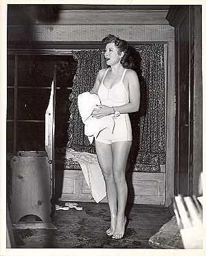 Greer Garson butt pictures