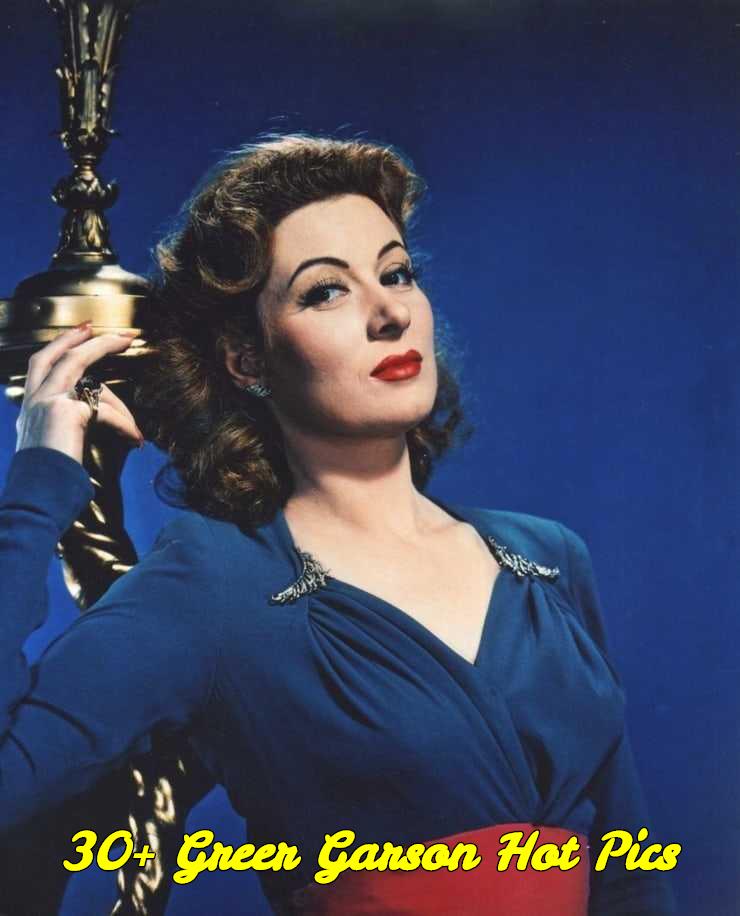 Greer Garson hot photos