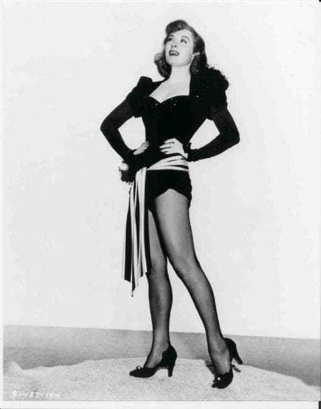 Greer Garson massive butt
