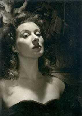 Greer Garson sexy bikini
