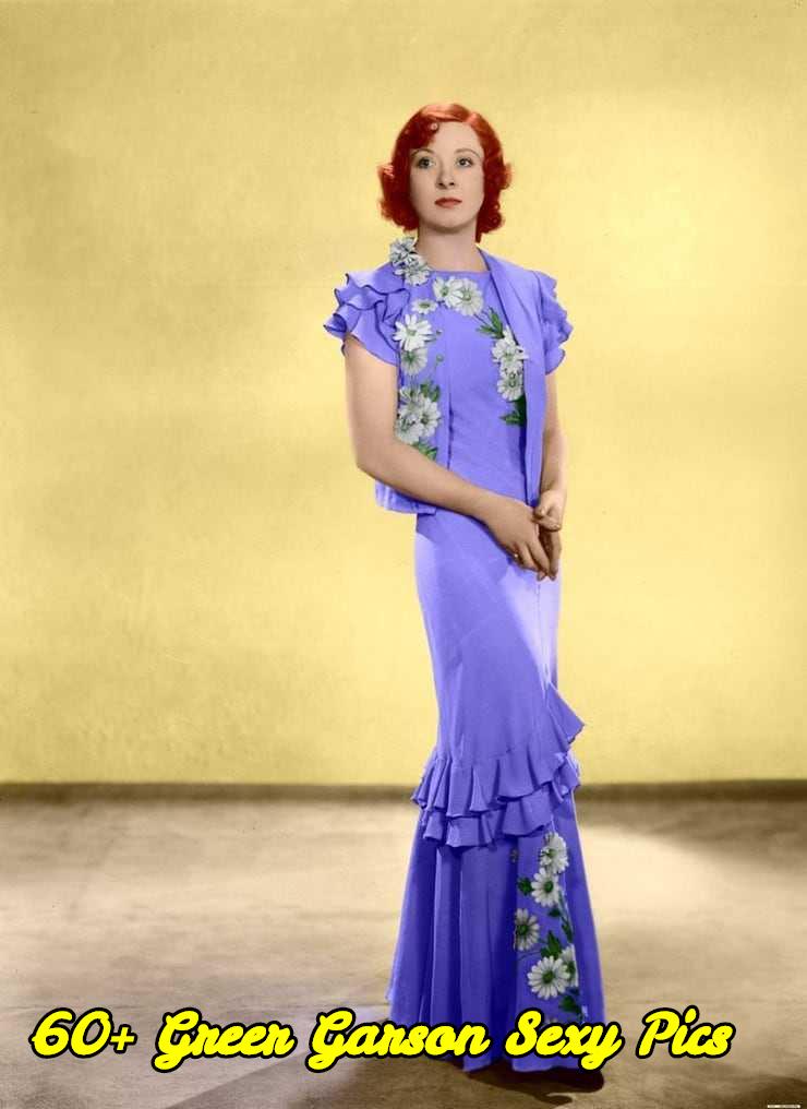 Greer Garson sexy pics