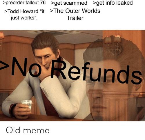 Hilarious Todd howard memes