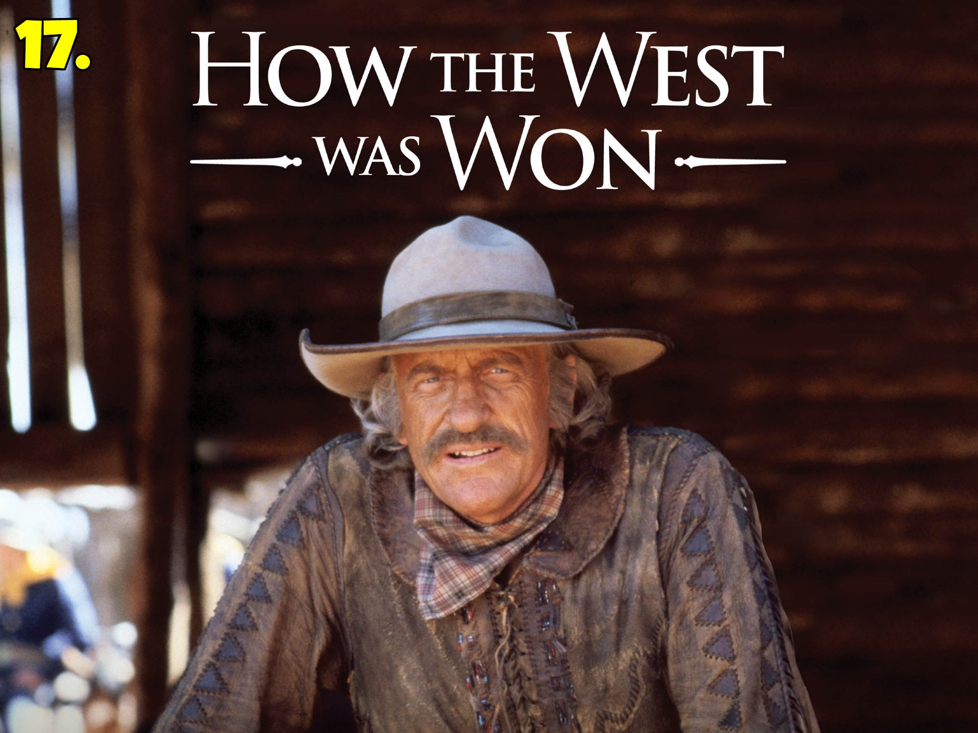 How thHow the West Was Wone West Was Won