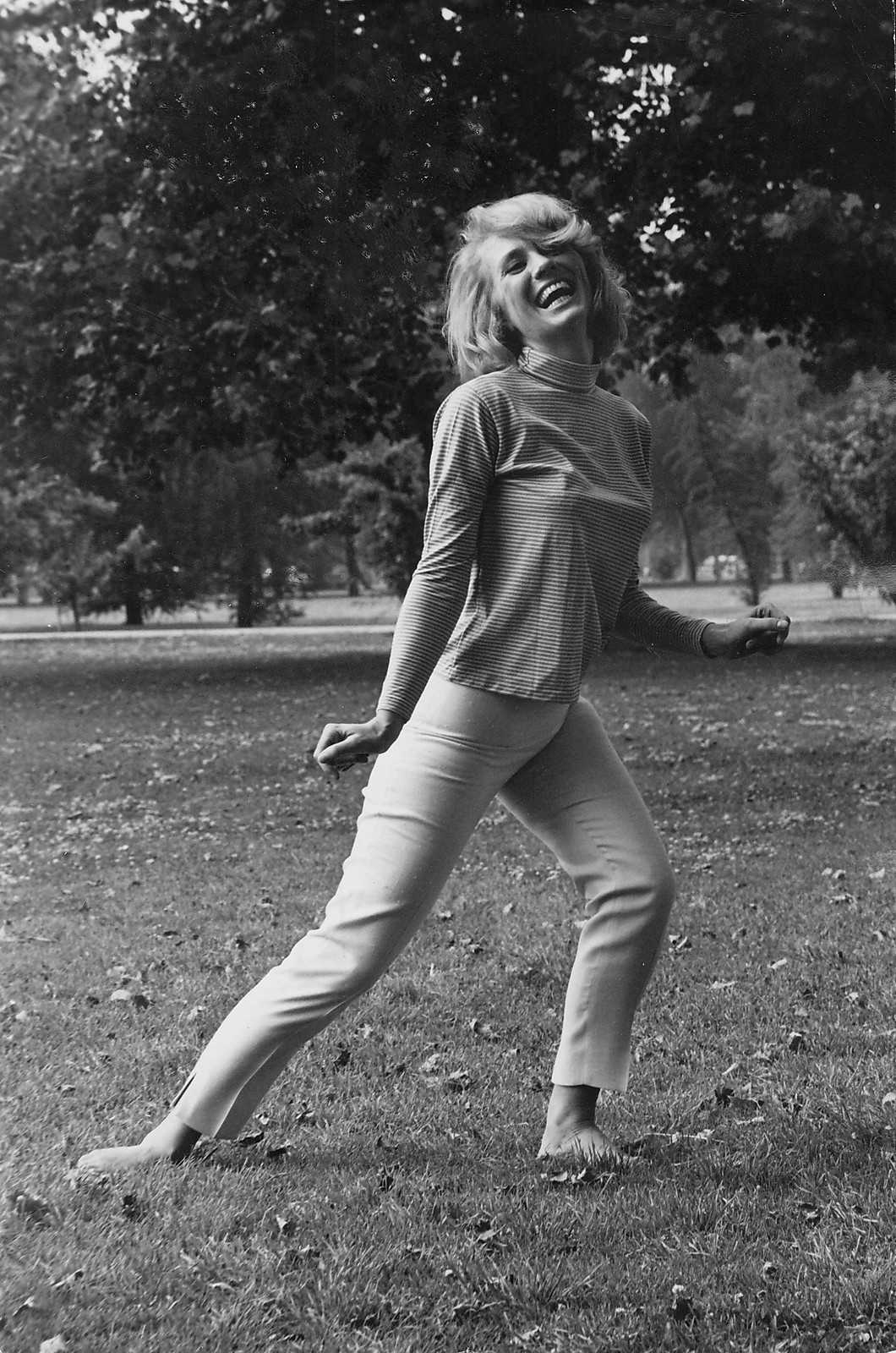 Inger Stevens adorable
