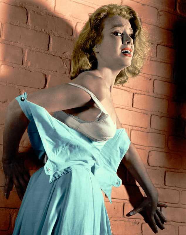 Inger Stevens sexy