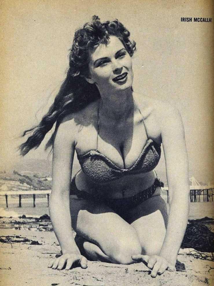 Irish McCalla bikini