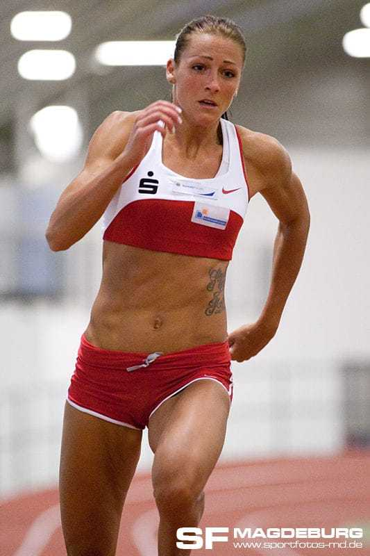 Janin Lindenberg running