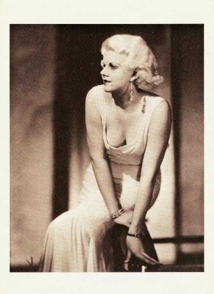 Jean Harlow hot pictures