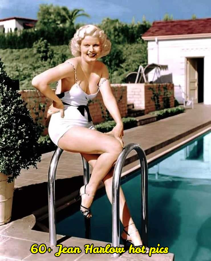 Jean Harlow sexy legs pic