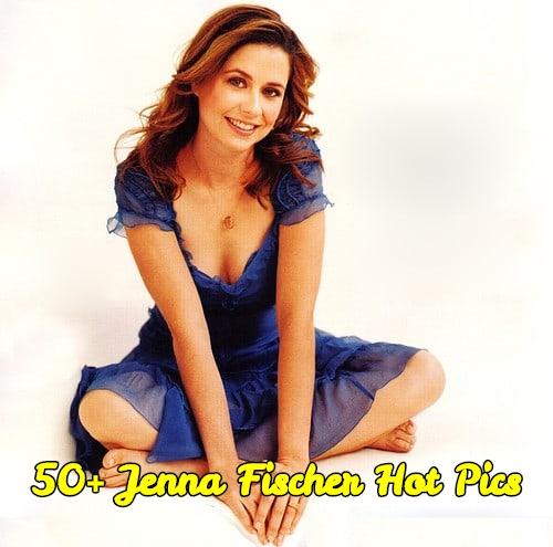 Jenna Fischer Boobs