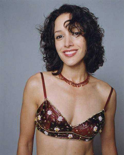 Jennifer Beals hot look pic