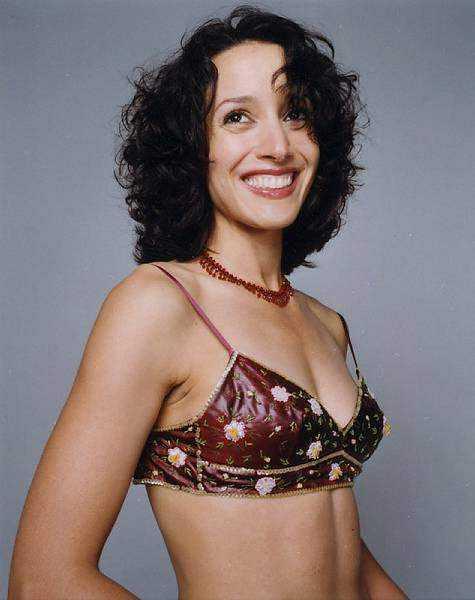 Jennifer Beals hot smile pic