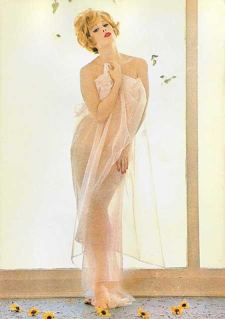 Jill St. John near nude