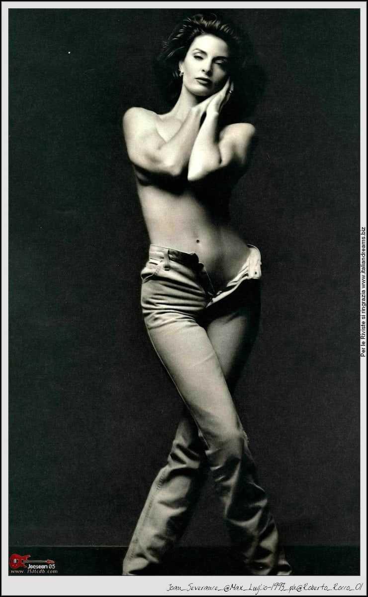 Joan Severance smile