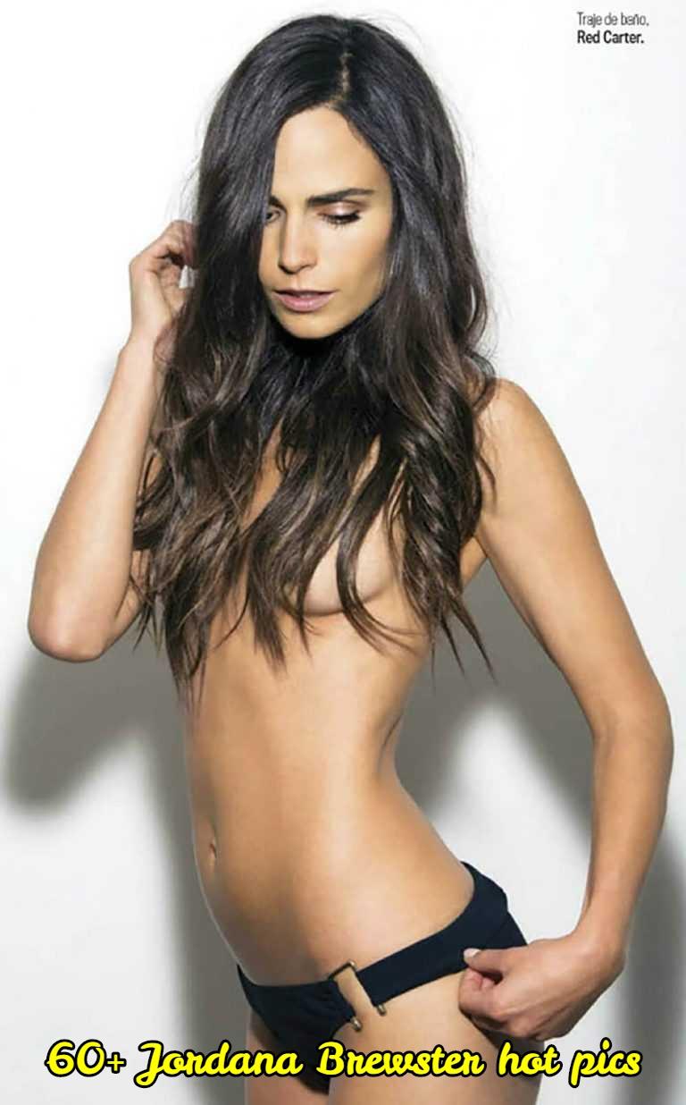 Jordana Brewster sexy topless pic