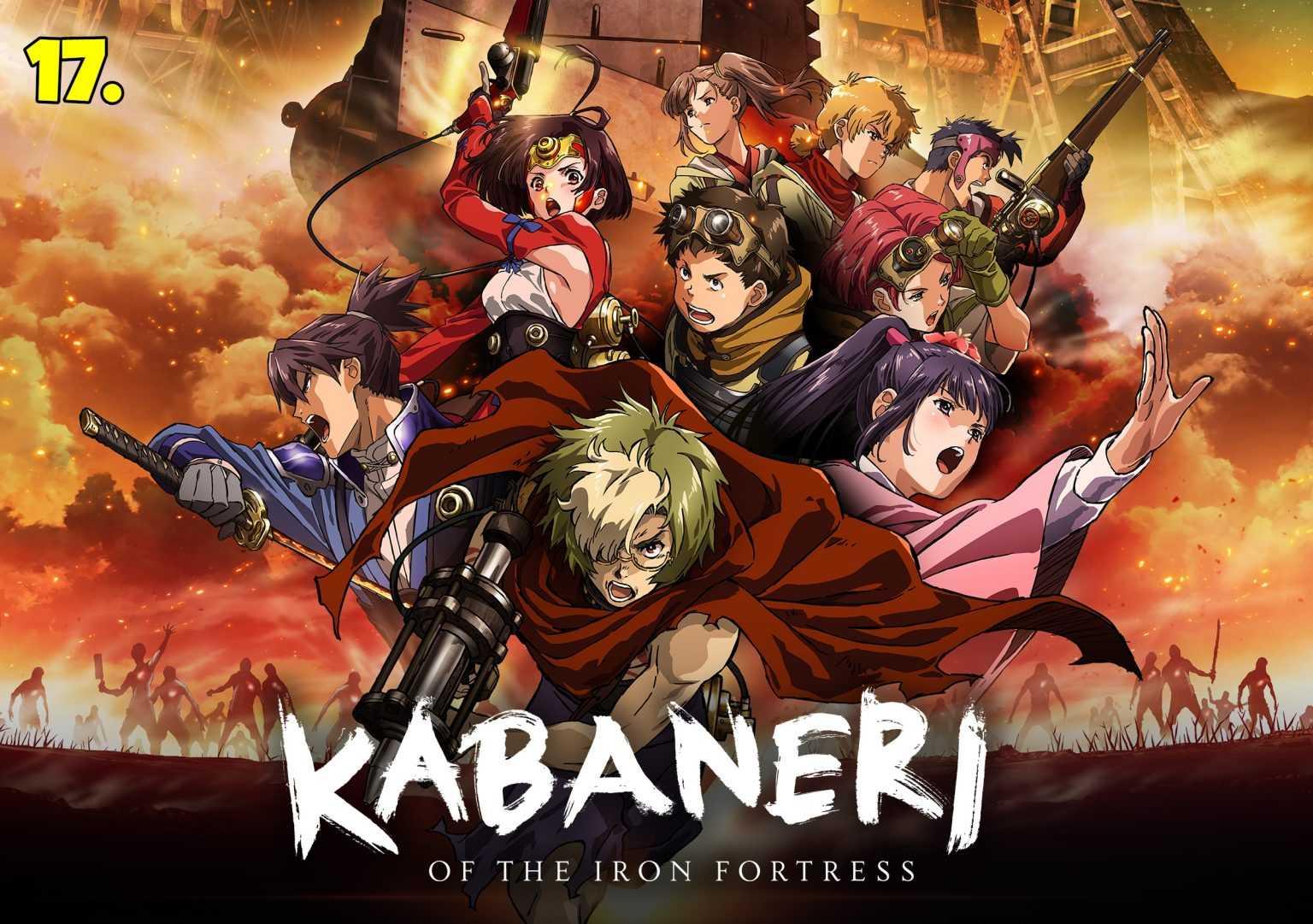 Kabaneri-of-the-Iron-Fortress