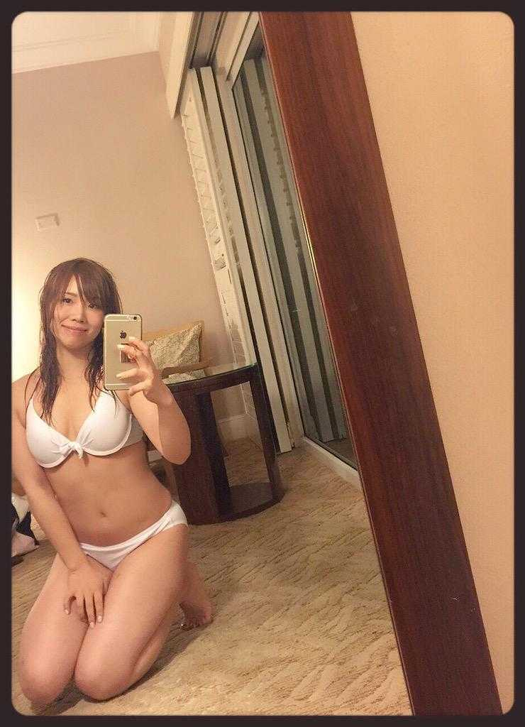 Kairi Saneb bikini