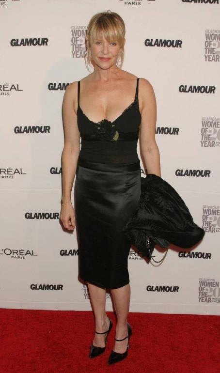 Kate Capshaw cleavage