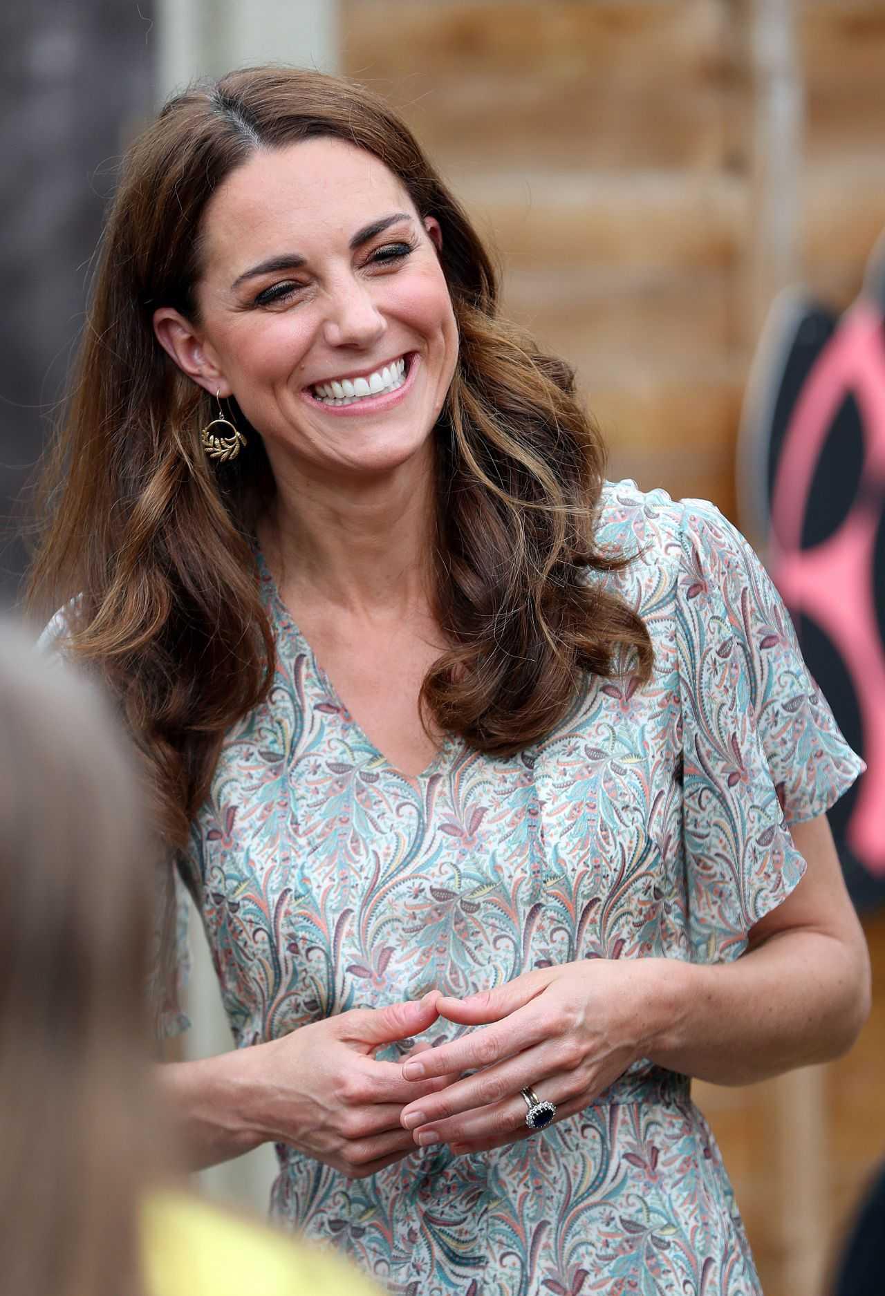 Kate Middleton cleavage'